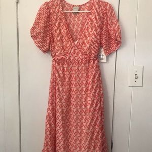NWT mossimo spring dress! Sz Large